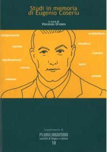 Studi in memoria di Eugenio Coseriu, a cura di Vincenzo Orioles